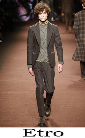 Style Etro Autunno Inverno 2016 2017 Moda Uomo 10