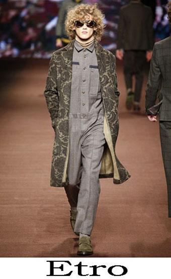 Style Etro Autunno Inverno 2016 2017 Moda Uomo 13