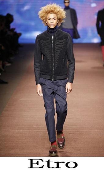 Style Etro Autunno Inverno 2016 2017 Moda Uomo 2
