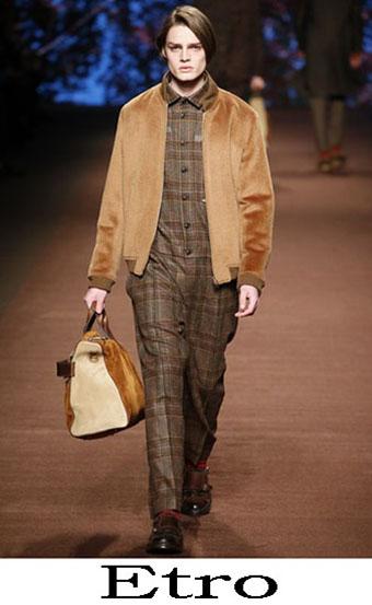 Style Etro Autunno Inverno 2016 2017 Moda Uomo 27