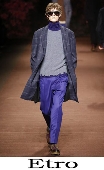Style Etro Autunno Inverno 2016 2017 Moda Uomo 3