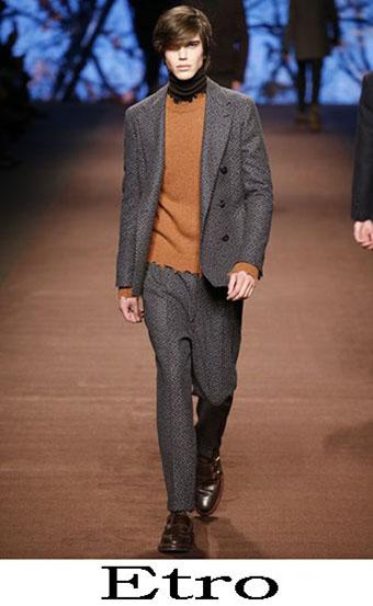 Style Etro Autunno Inverno 2016 2017 Moda Uomo 33
