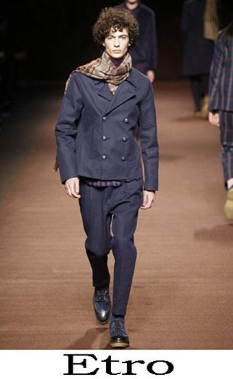 Style Etro Autunno Inverno 2016 2017 Moda Uomo 45