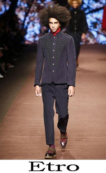 Style Etro Autunno Inverno 2016 2017 Moda Uomo 49