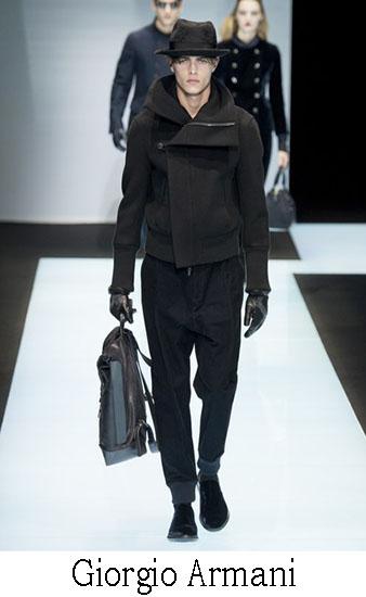 Style Giorgio Armani Autunno Inverno Nuovi Arrivi Uomo 1