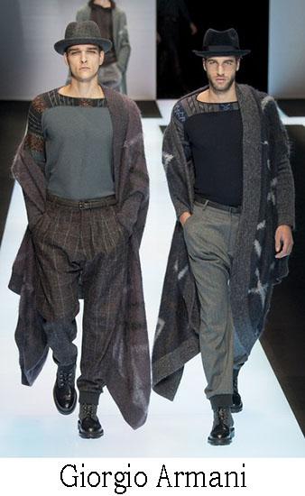 Style Giorgio Armani Autunno Inverno Nuovi Arrivi Uomo 10