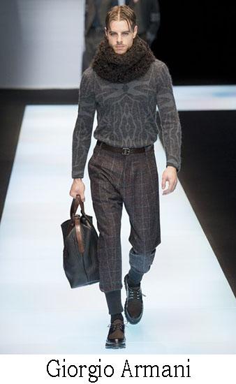 Style Giorgio Armani Autunno Inverno Nuovi Arrivi Uomo 11