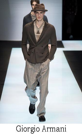 Style Giorgio Armani Autunno Inverno Nuovi Arrivi Uomo 13