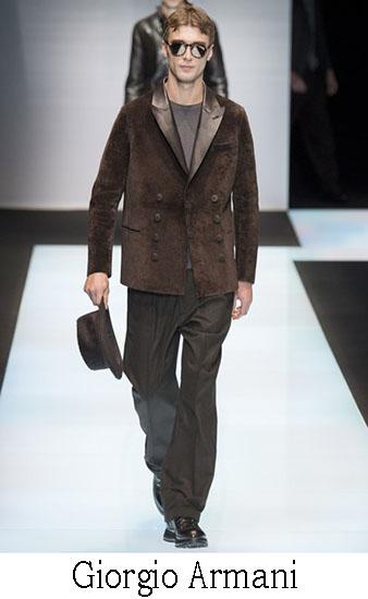 Style Giorgio Armani Autunno Inverno Nuovi Arrivi Uomo 14