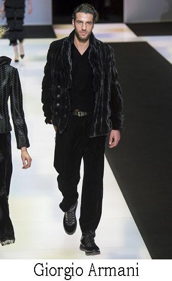 Style Giorgio Armani Autunno Inverno Nuovi Arrivi Uomo 2