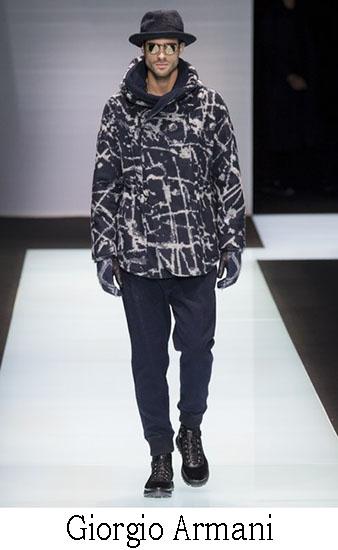 Style Giorgio Armani Autunno Inverno Nuovi Arrivi Uomo 3