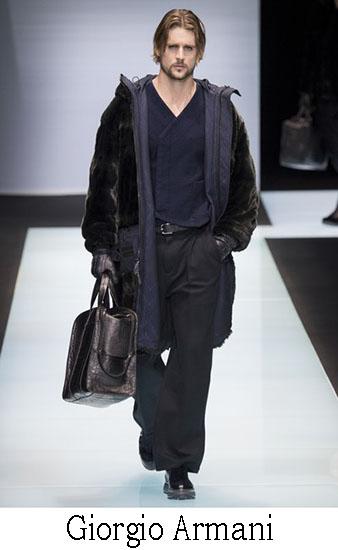 Style Giorgio Armani Autunno Inverno Nuovi Arrivi Uomo 5