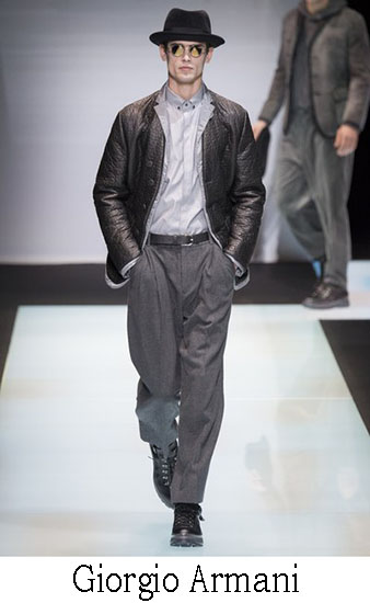 Style Giorgio Armani Autunno Inverno Nuovi Arrivi Uomo 6