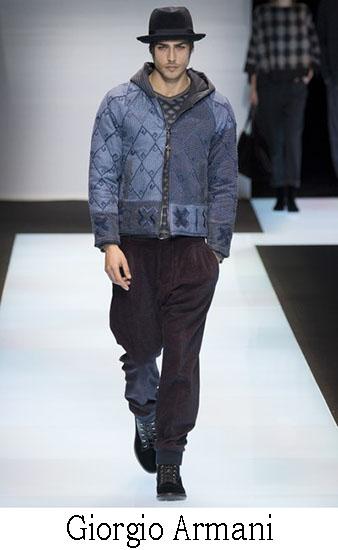 Style Giorgio Armani Autunno Inverno Nuovi Arrivi Uomo 8
