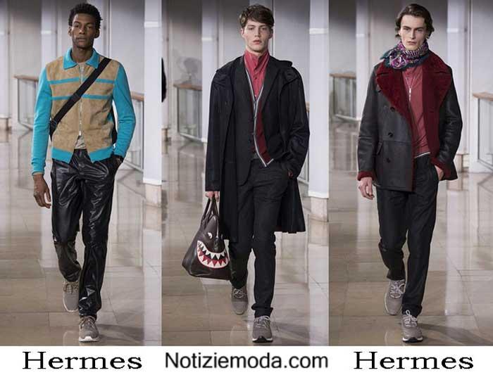 Style Hermes Autunno Inverno 2016 2017 Moda Uomo