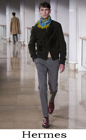 Style Hermes Autunno Inverno Hermes Uomo 16