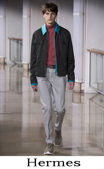 Style Hermes Autunno Inverno Hermes Uomo 17