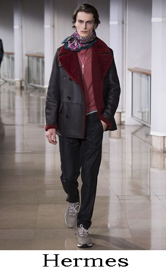 Style Hermes Autunno Inverno Hermes Uomo 18