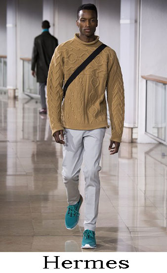 Style Hermes Autunno Inverno Hermes Uomo 24