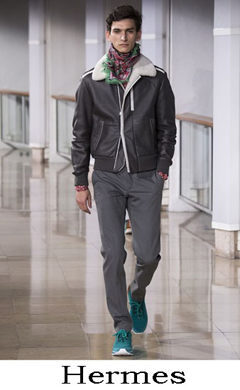 Style Hermes Autunno Inverno Hermes Uomo 25