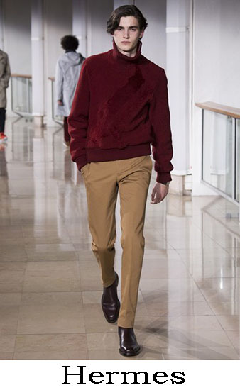 Style Hermes Autunno Inverno Hermes Uomo 27