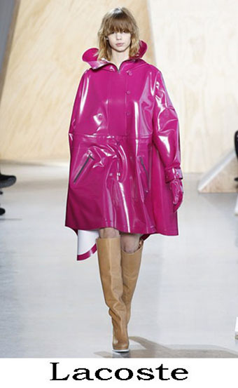 Style Lacoste Autunno Inverno 2016 2017 Donna 1
