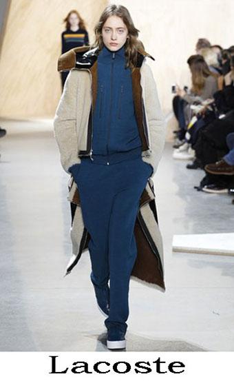 Style Lacoste Autunno Inverno 2016 2017 Donna 10