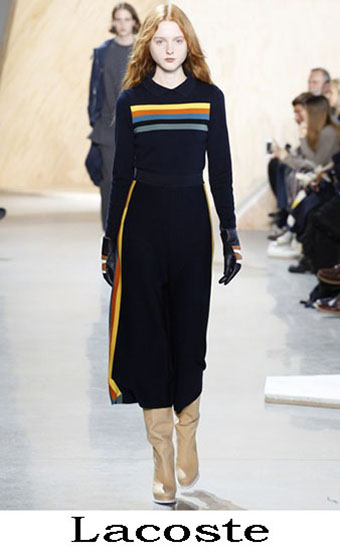 Style Lacoste Autunno Inverno 2016 2017 Donna 11