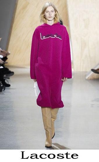Style Lacoste Autunno Inverno 2016 2017 Donna 15