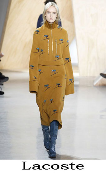 Style Lacoste Autunno Inverno 2016 2017 Donna 17