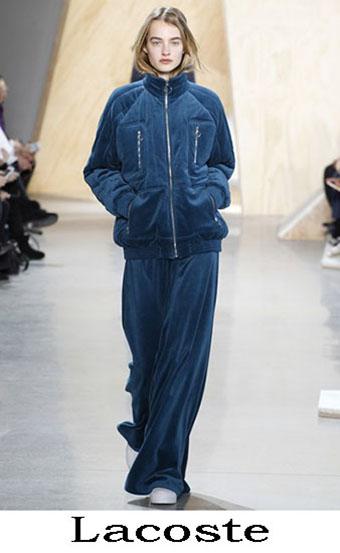 Style Lacoste Autunno Inverno 2016 2017 Donna 20