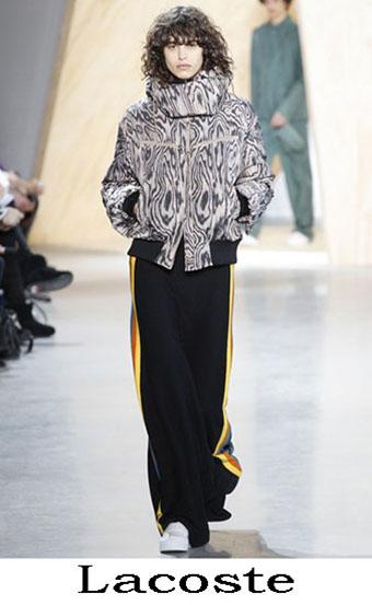 Style Lacoste Autunno Inverno 2016 2017 Donna 21