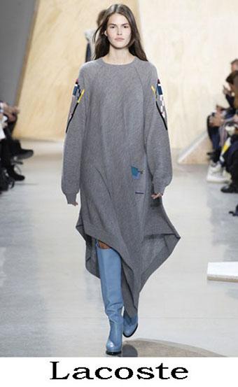Style Lacoste Autunno Inverno 2016 2017 Donna 22