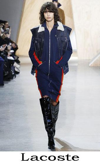 Style Lacoste Autunno Inverno 2016 2017 Donna 23