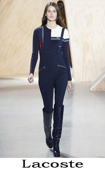 Style Lacoste Autunno Inverno 2016 2017 Donna 24