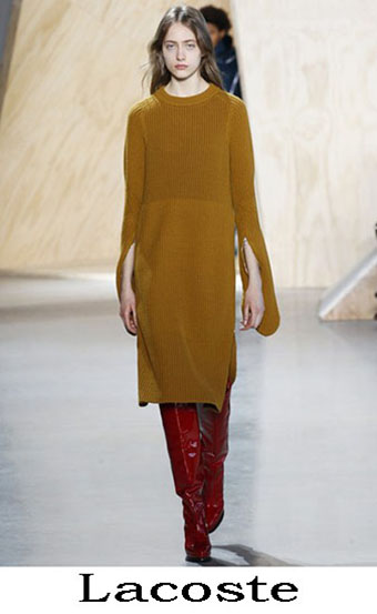 Style Lacoste Autunno Inverno 2016 2017 Donna 25