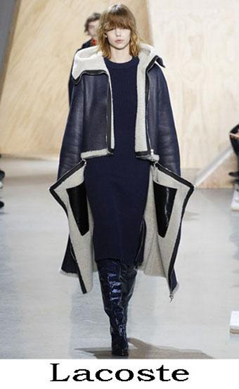 Style Lacoste Autunno Inverno 2016 2017 Donna 27