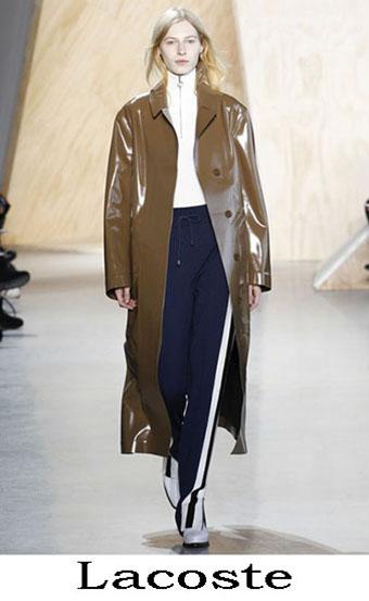Style Lacoste Autunno Inverno 2016 2017 Donna 28