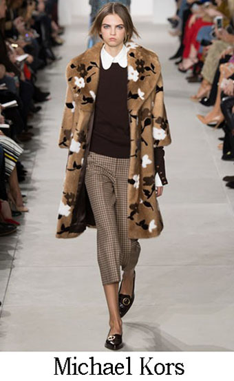Style Michael Kors Autunno Inverno 2016 2017 Donna 9
