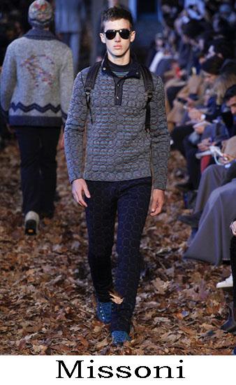 Style Missoni Autunno Inverno Missoni Uomo 15