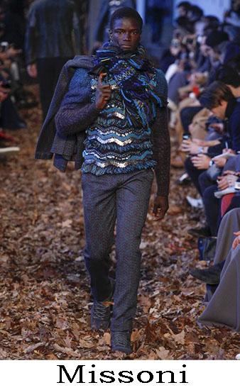 Style Missoni Autunno Inverno Missoni Uomo 18
