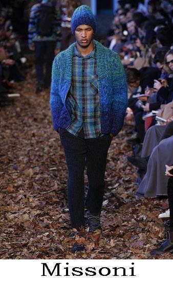 Style Missoni Autunno Inverno Missoni Uomo 23