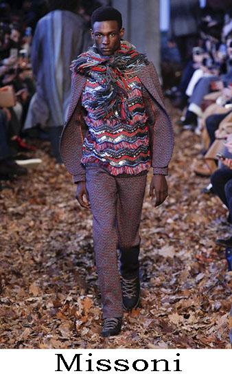 Style Missoni Autunno Inverno Missoni Uomo 9