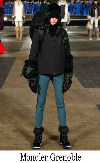 Style Moncler Grenoble Autunno Inverno Donna 12