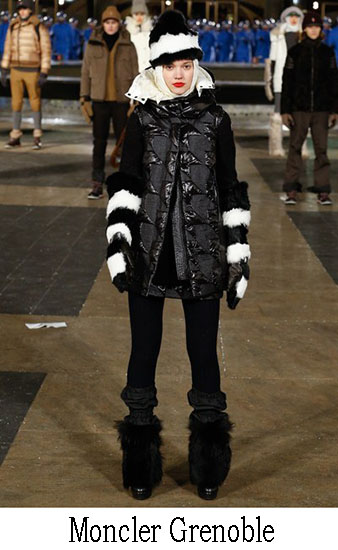 Style Moncler Grenoble Autunno Inverno Donna 17