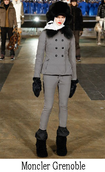 Style Moncler Grenoble Autunno Inverno Donna 19
