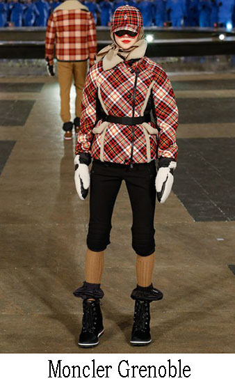 Style Moncler Grenoble Autunno Inverno Donna 2
