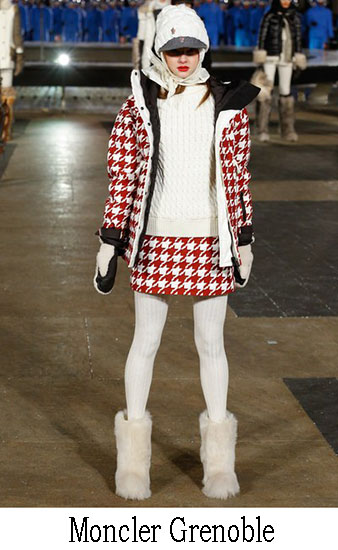 Style Moncler Grenoble Autunno Inverno Donna 21