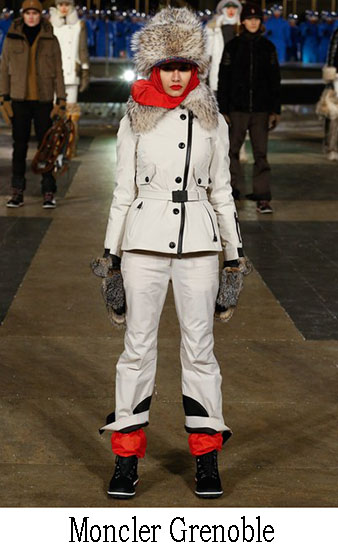 Style Moncler Grenoble Autunno Inverno Donna 22