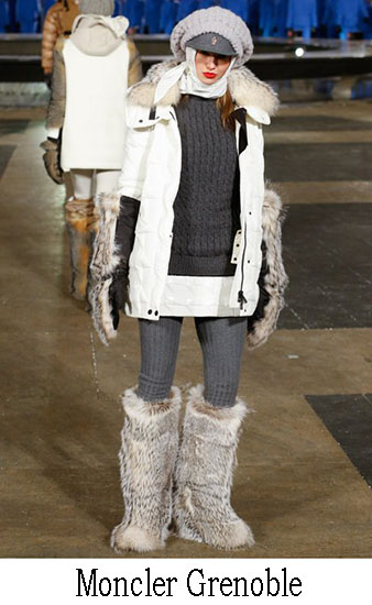 Style Moncler Grenoble Autunno Inverno Donna 5